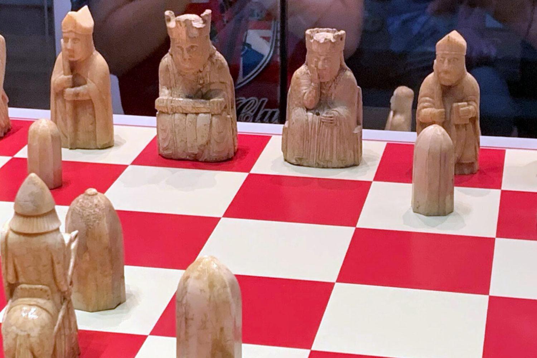 british museum private tour guide lewis chessmen