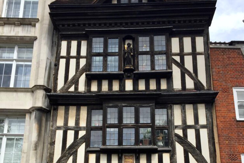 secret city of london secrets tour guide