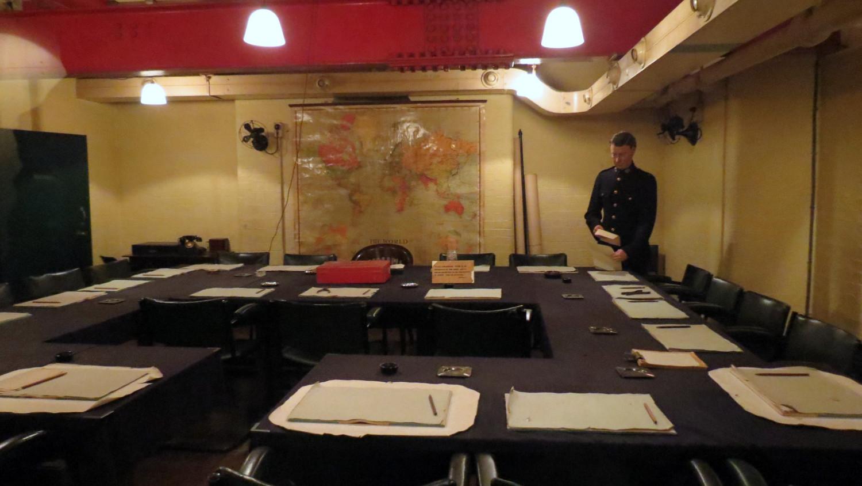 churchill war rooms private tour
