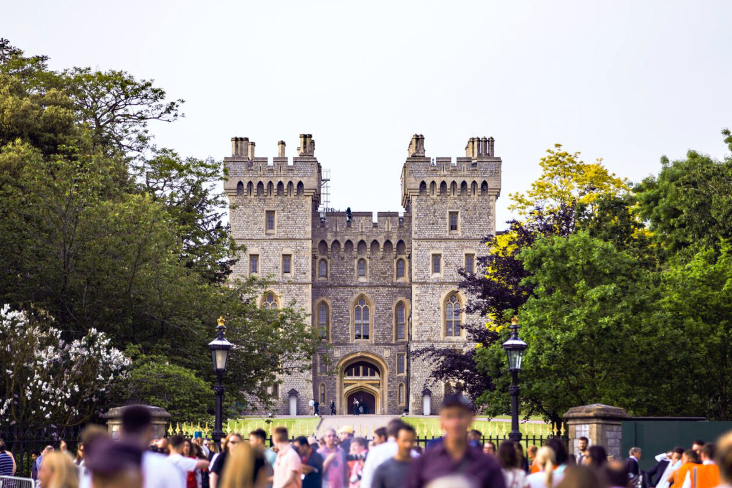 windsor the long walk private tour guide