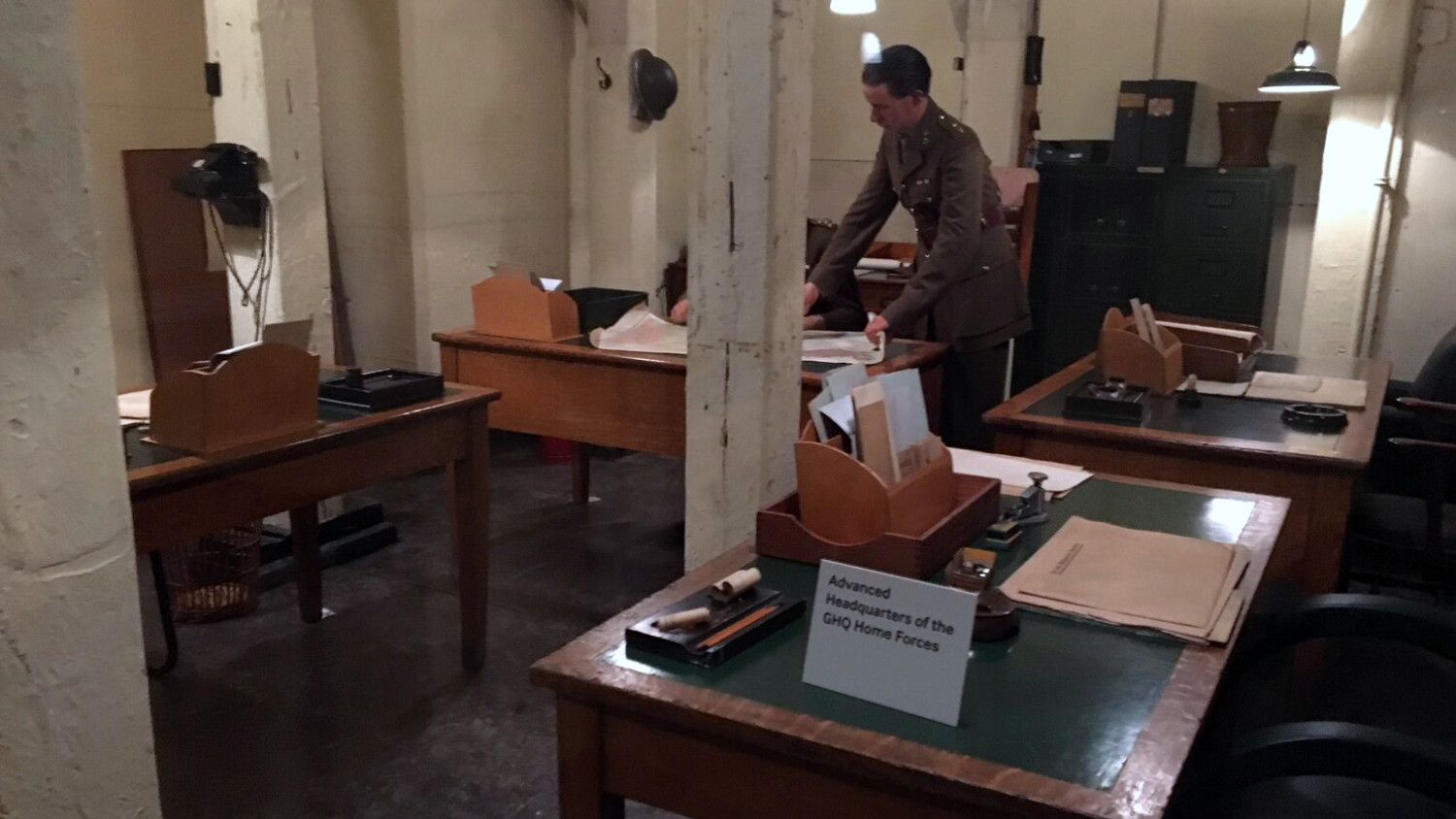 churchill war rooms bunker tour guided private