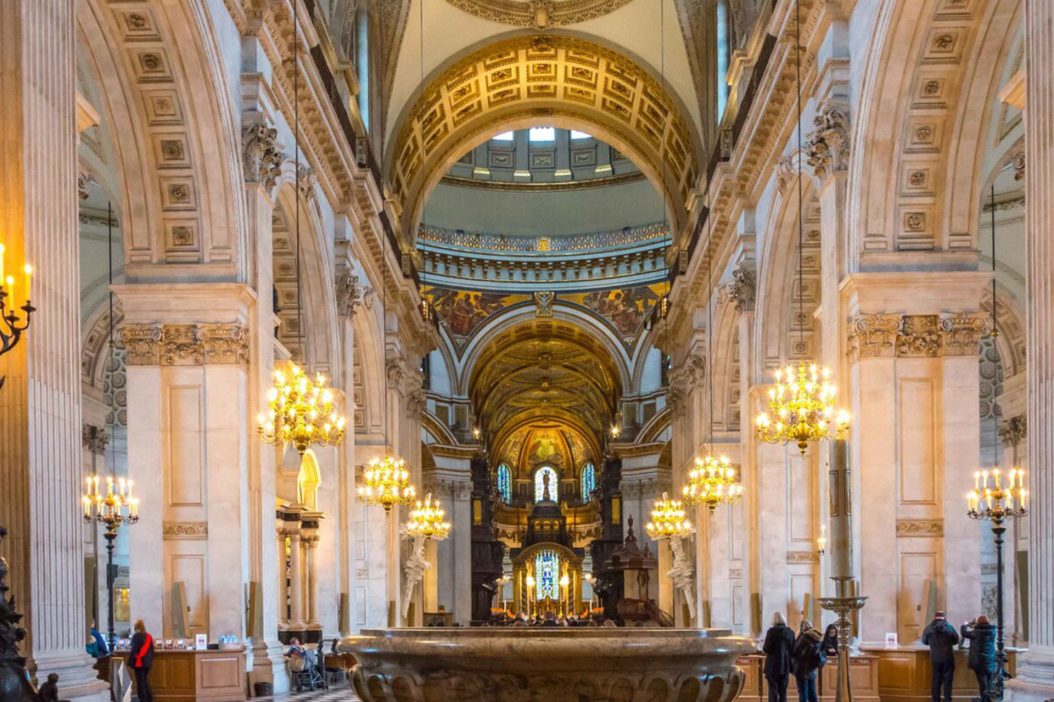 st pauls cathedral private tour guide london