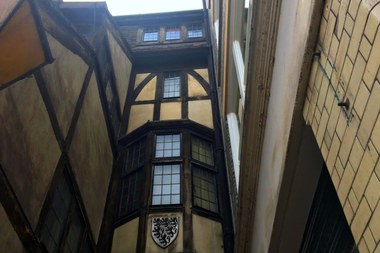 secret city london secrets tour guide