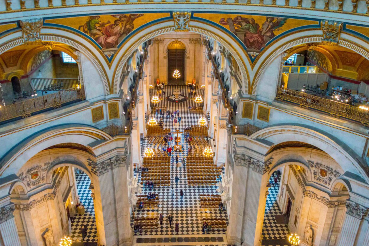 st pauls cathedral private tour