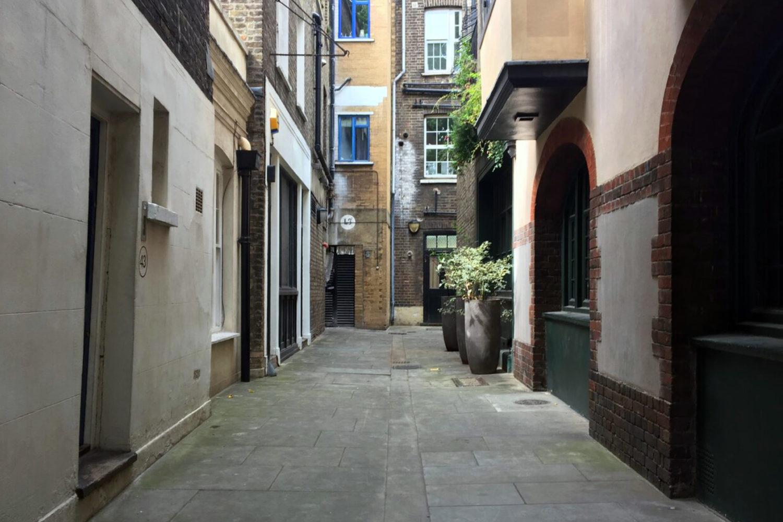secret city of london secrets tour guided