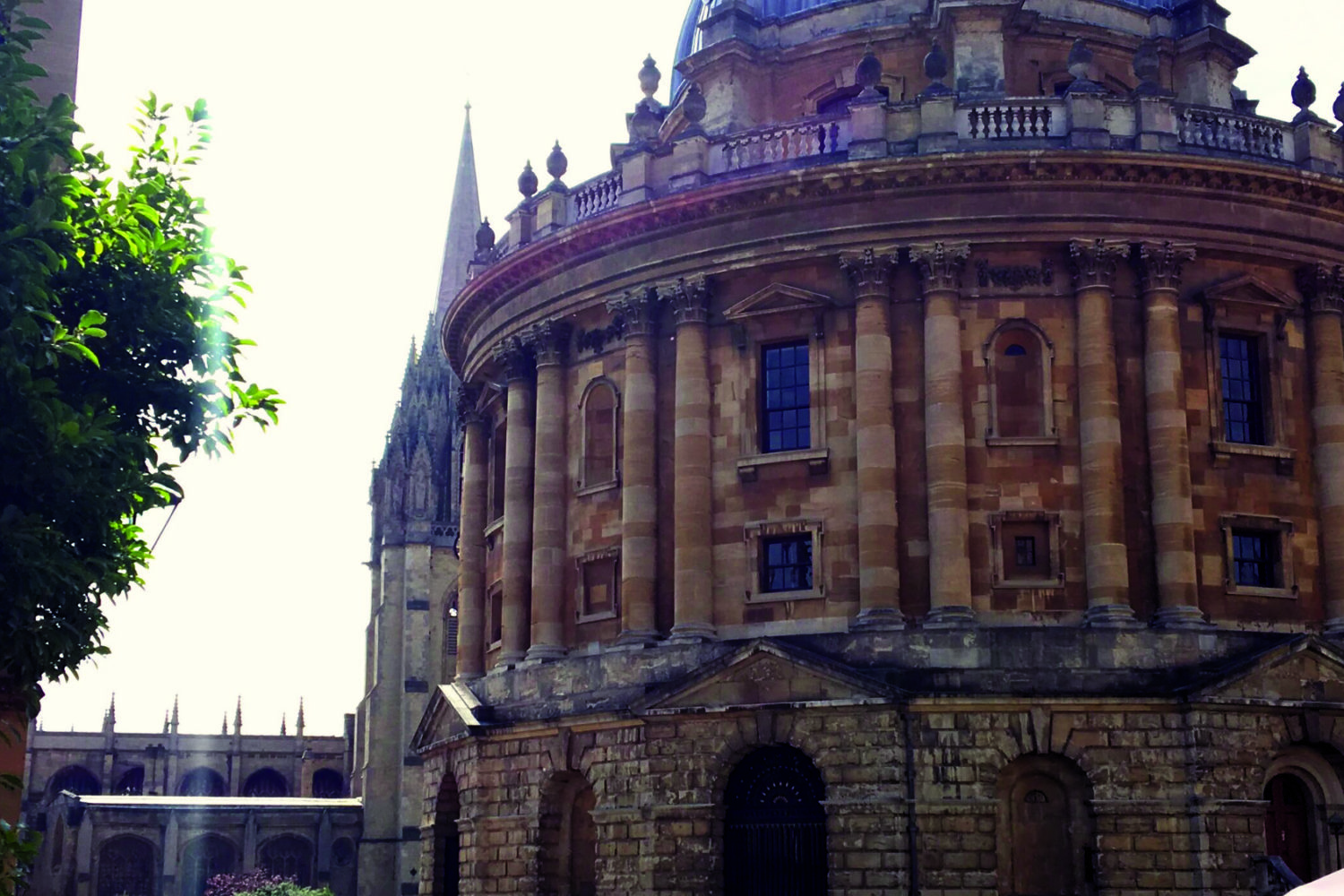 oxford car tour guided from london