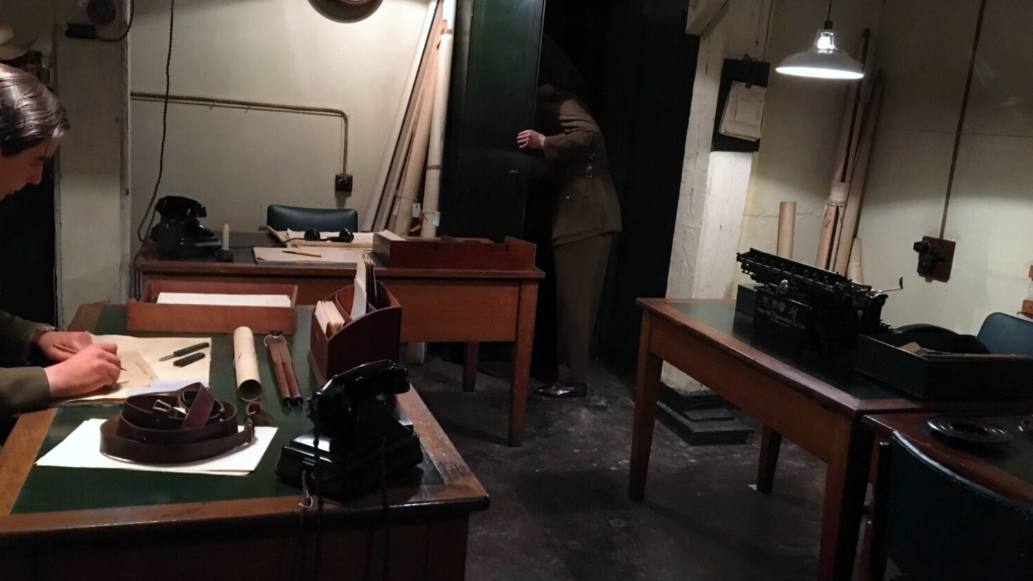 churchill war rooms private tour guided