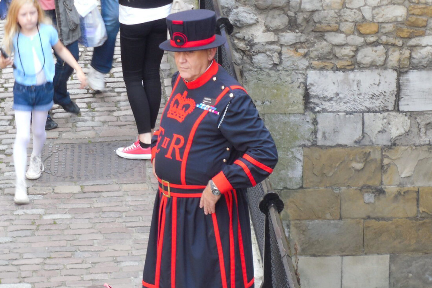 tower of london private tour beefeater