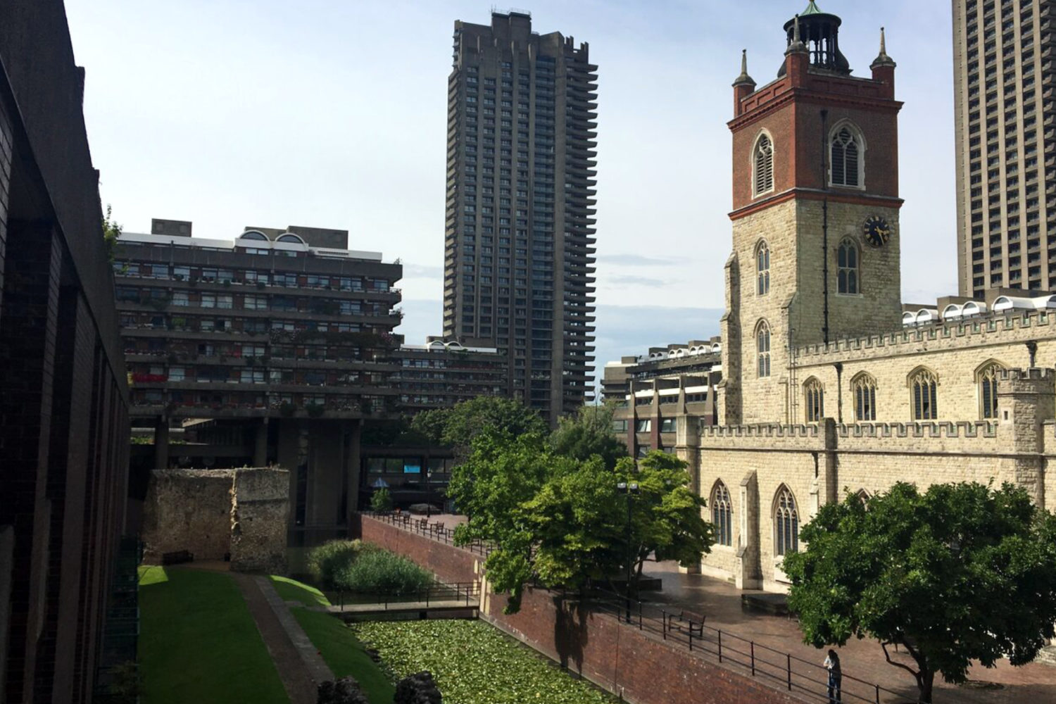 the barbican private guided tour