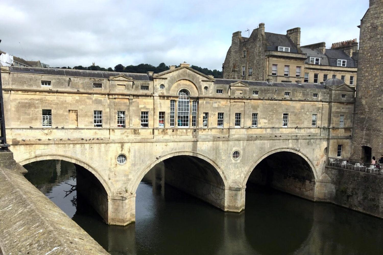 pultney bridge bath private tour