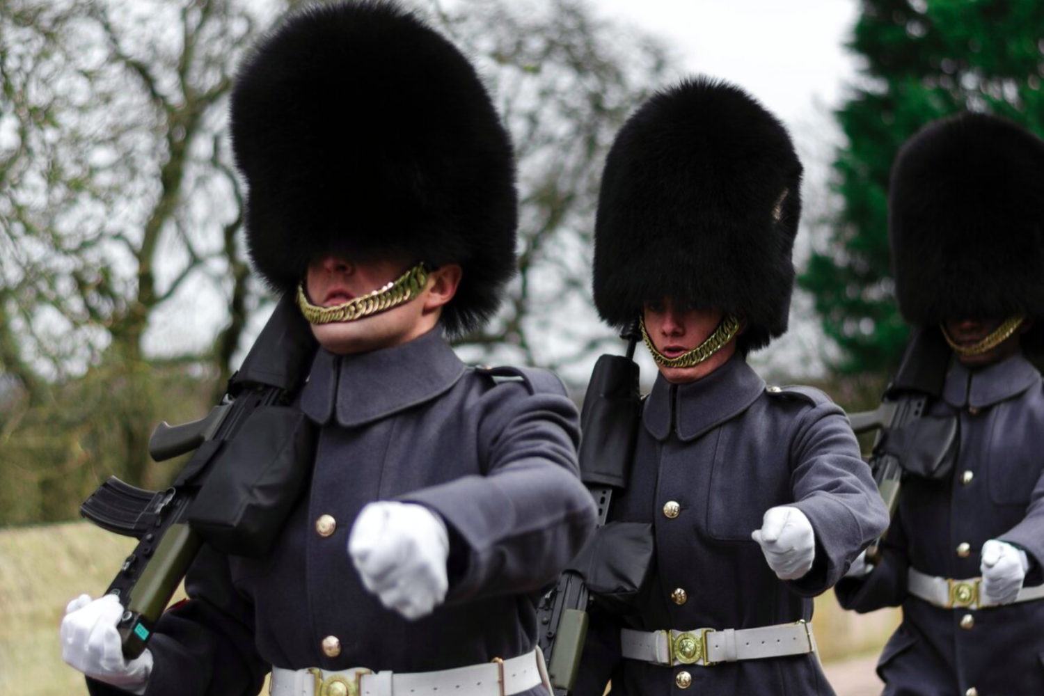 windsor castle private tour guide queens guards