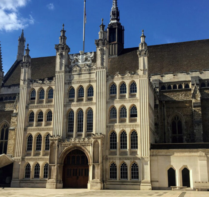 guildhall city of london private tour guide