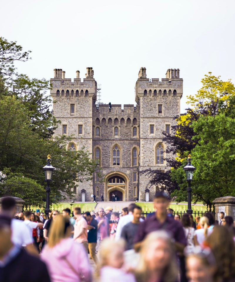 windsor castle private tour from london