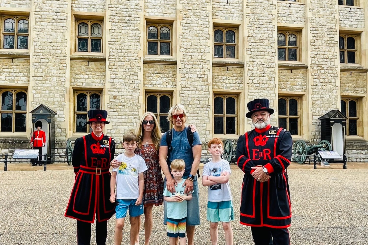 private tour tower of london family london