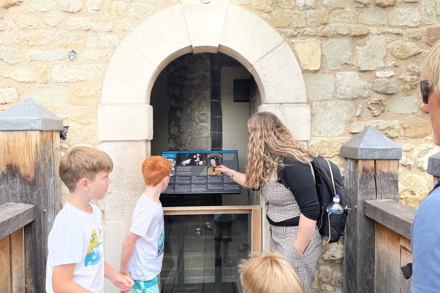 tower of london family tour kids private